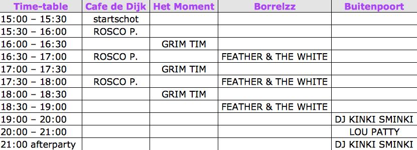 rockstreet2018-timetable